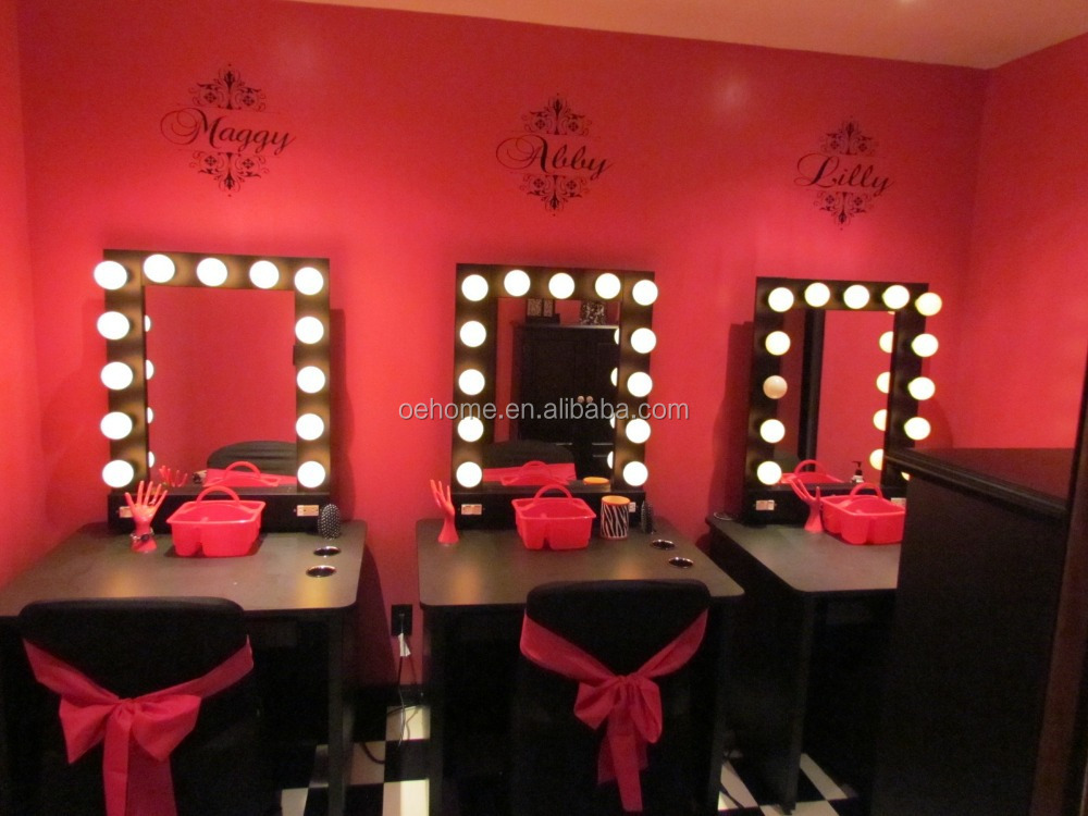 Hollywood Glow Vanity Mirror With Led Lighting Buy