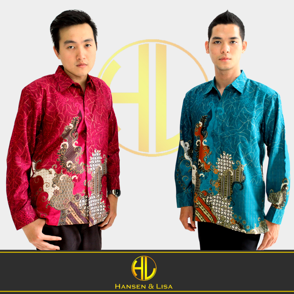 Batik Shirt modern Indonesian Batik  Buy Indonesian Batik Shirt