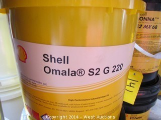 Shell Omala Oil F 220
