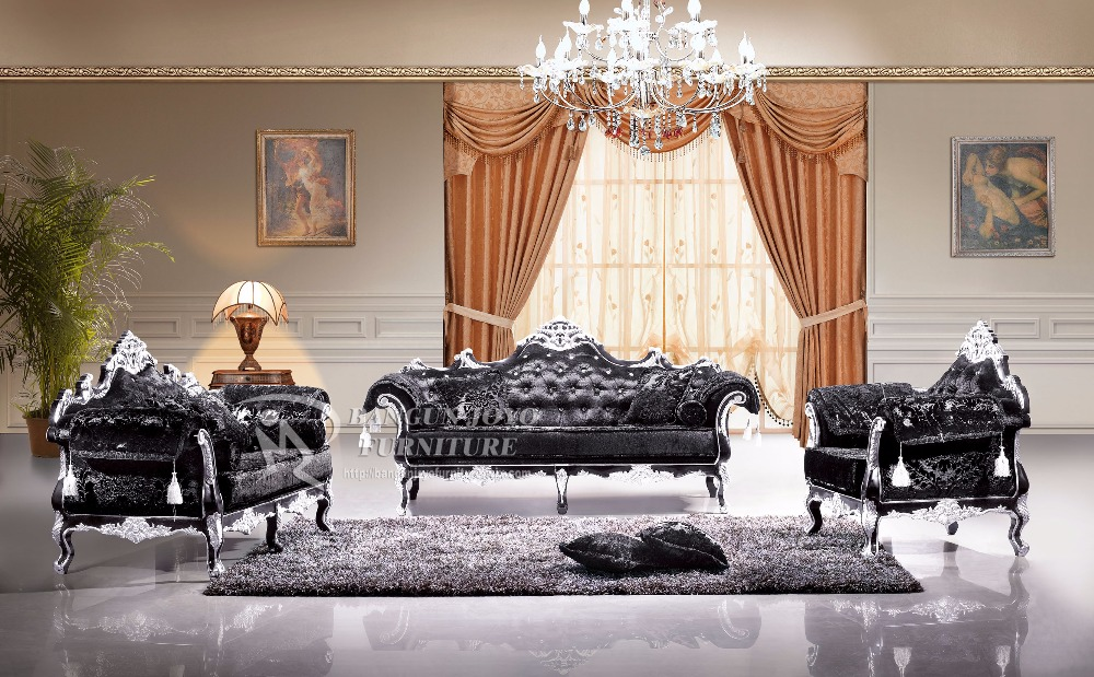 Luxury Sofa Sets In Living Room