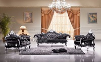 luxury furniture and luxury sofa sets in living room