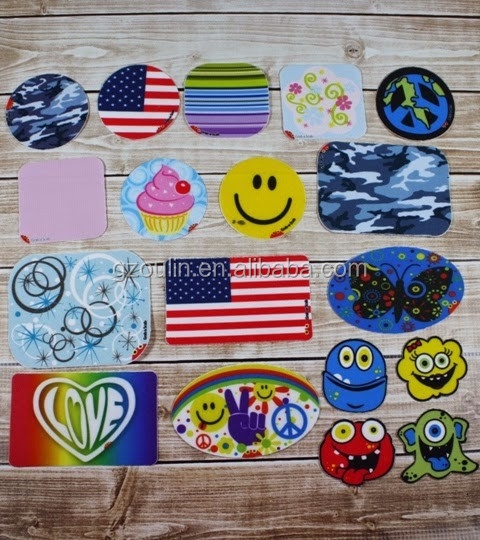 Iron patch type badges iron on patches factory prices hot selling iron patch for clothing