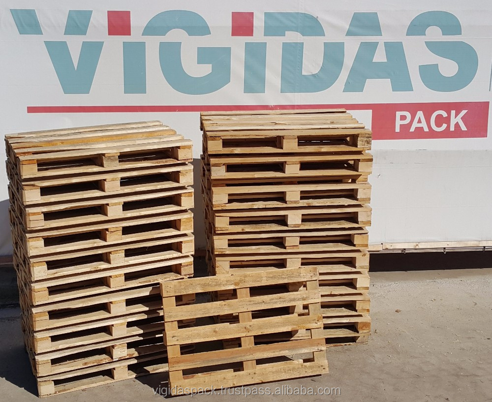 3RD CHOICE WOODEN PALLETS