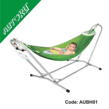 Automatic hammock swinger
