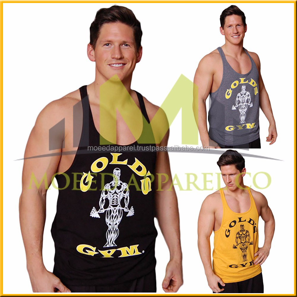 9040eac203302 Men s gym sports vest slim fit stringer tank tops low cut custom wrestling  singlet