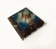 Latest Garnet Orgonite Pyramid With Crystal Point | Prime Quality Orgonite Pyramid for sale