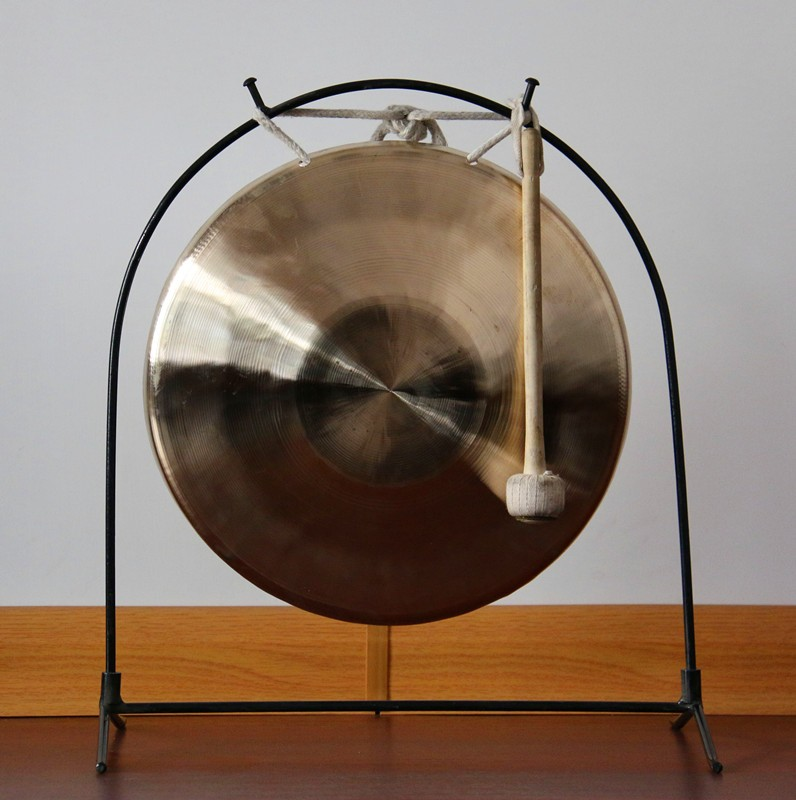 chinese copper gong for sale musical instrument percussion baby toys buy baby gongs chinese. Black Bedroom Furniture Sets. Home Design Ideas