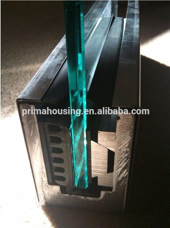 External Glass Screen Base Slot