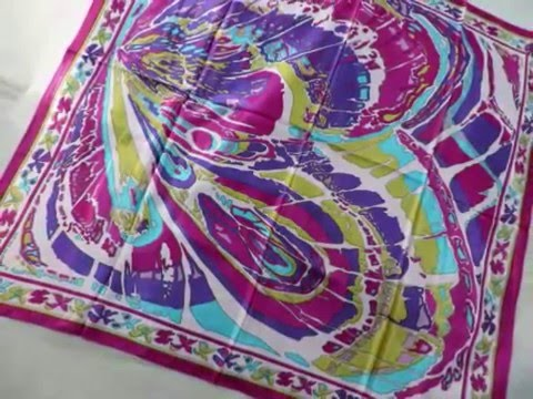 boho retro llarge satin square scarves Discounted Scarves wholesalesarong.com