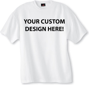 5 custom slik screen printed t shirts buy screen print for Where to buy custom t shirts