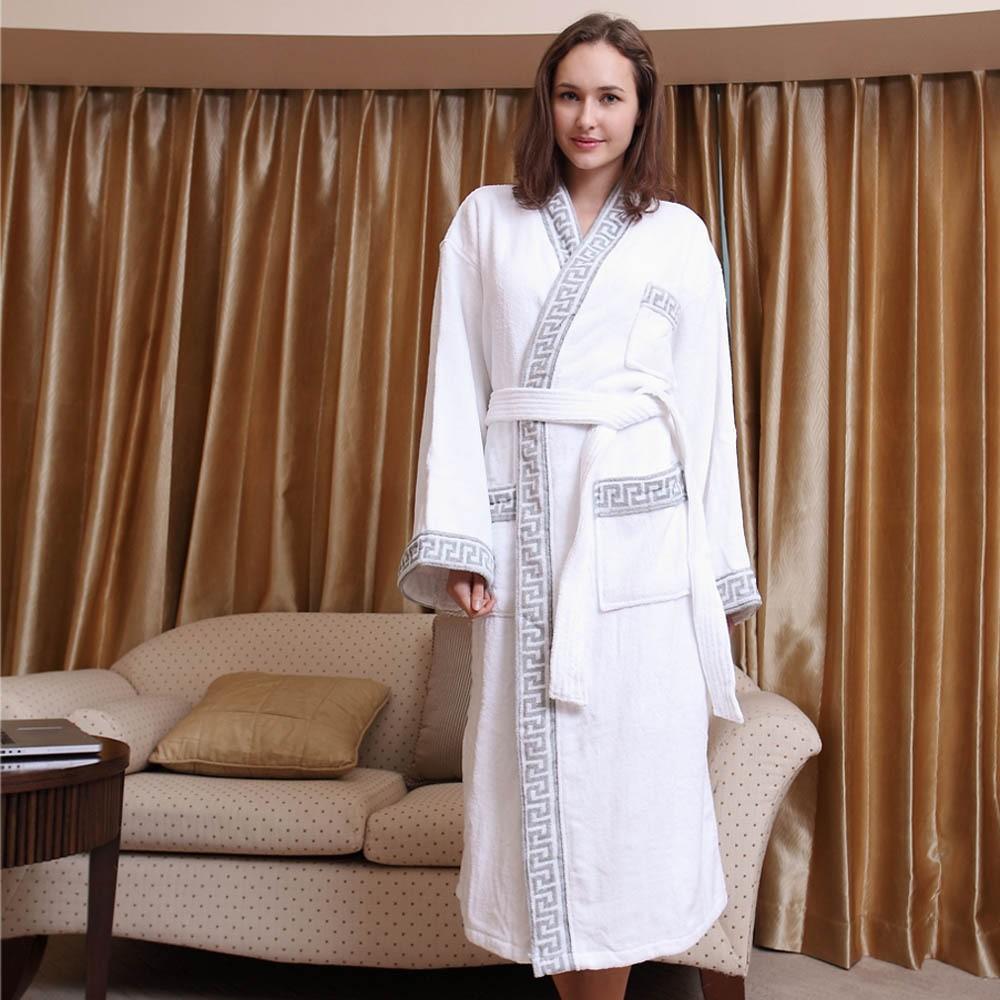 Hilton Hotel Towel Bathrobe For Bathroom