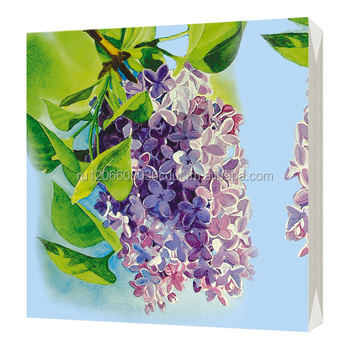 servietten lila