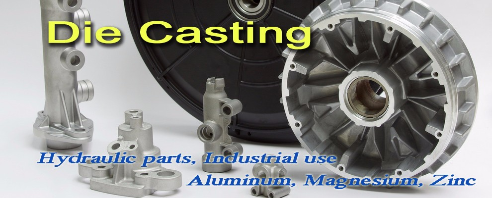 OEM service high quality pressure die casting auto parts