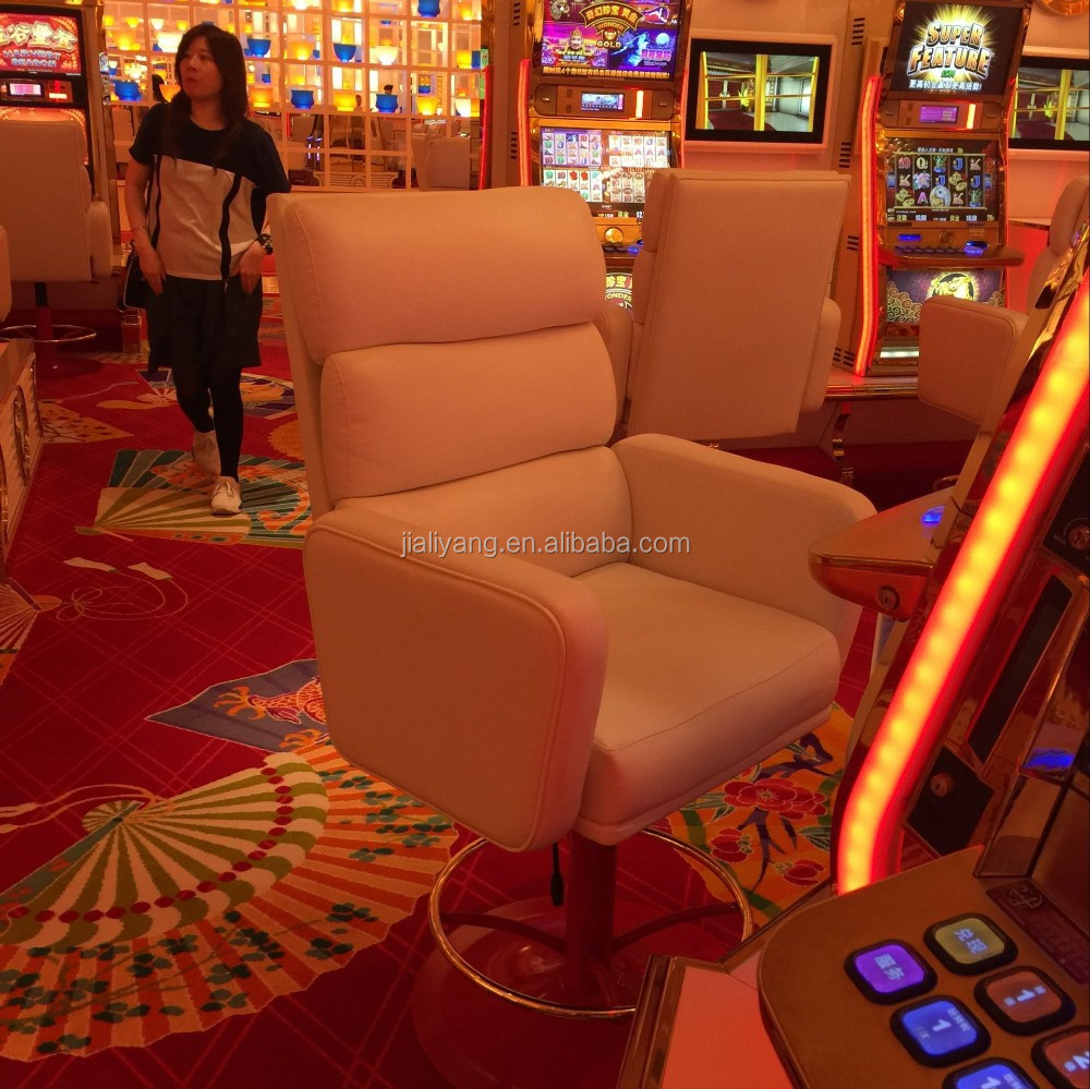 Macau Wynn Palace Tiger Slot Chair White Casino Chair Used Casino Slot  Machine Chair K902 - Buy Casino Chair,Used Casino Chair,Casino Slot Machine