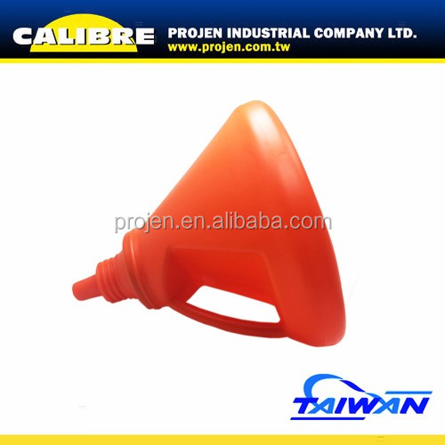 CALIBRE Diesel/Oil Plastic Gasoline Filter Funnel Plastic Oil Funnel