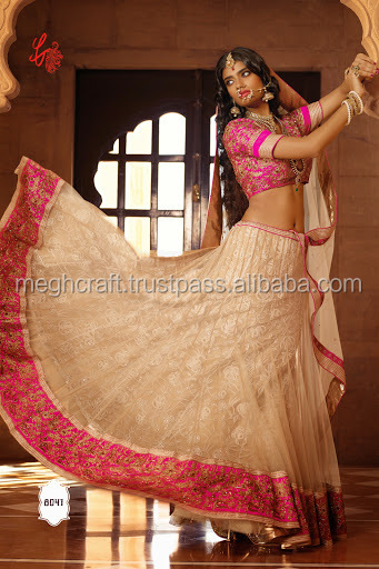 e70d553224 Designer Embroidered Bridal Lehenga-Wedding Lehenga Choli-Wholesale  Bollywood Ghagra choli