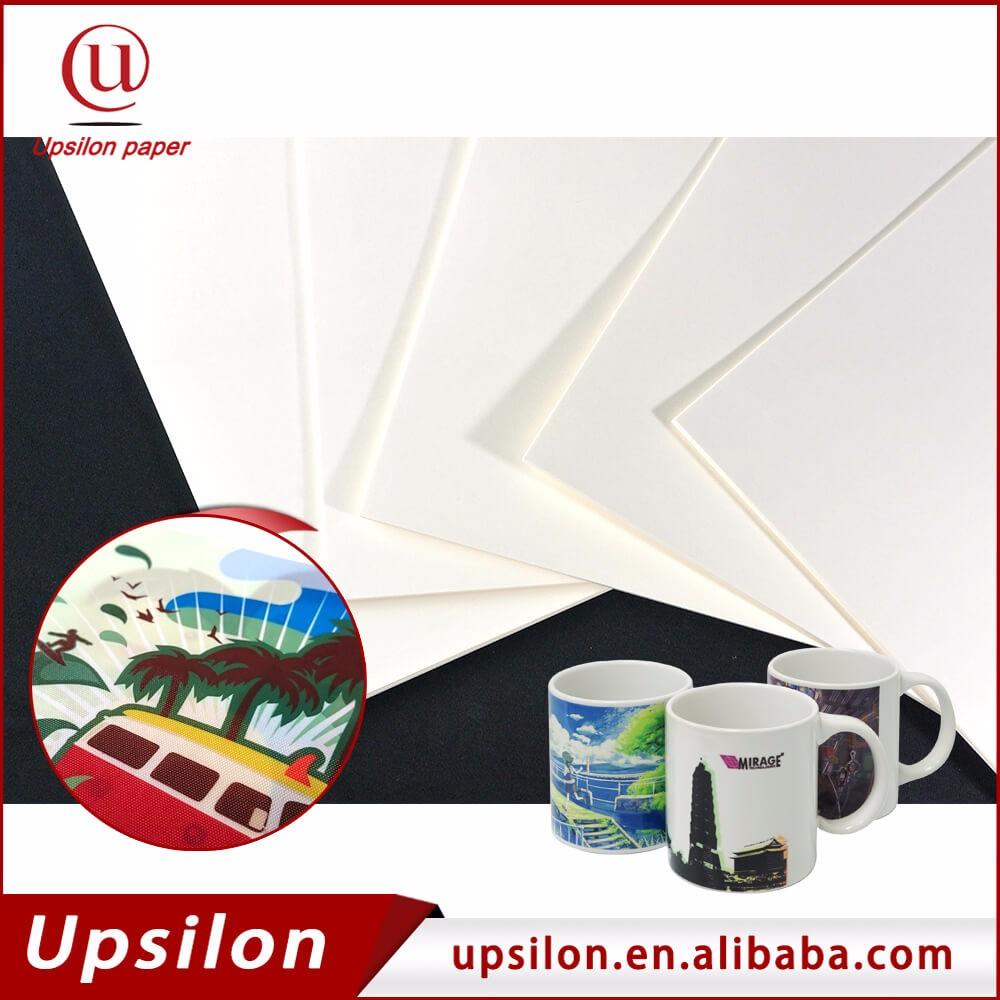 Mug sublimation heat transfer paper