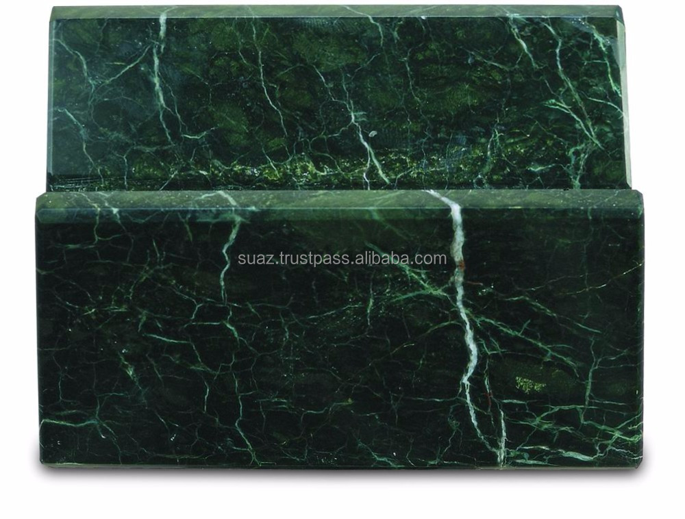 Marble Visiting Card Holder,Marble Onyx Business Card Stand,Marble ...
