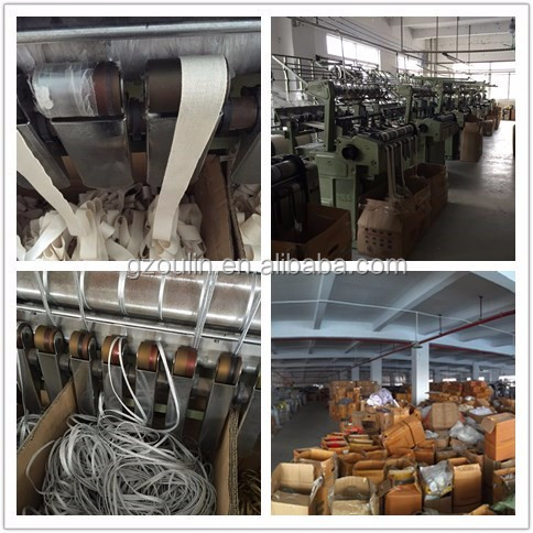 Garment accessory rope type pull rope string different color and length can be customized pull rope for clothes