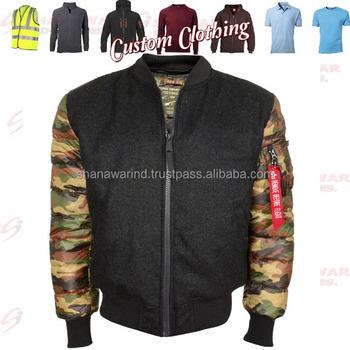 b0558074794 Custom Bomber Jackets