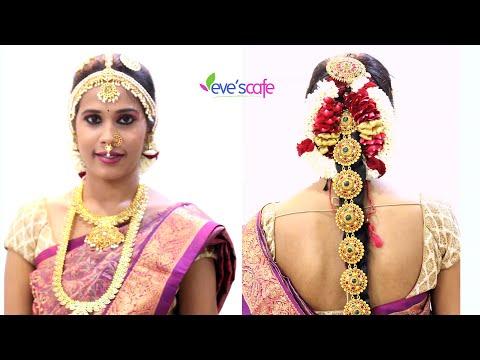 Popular South Indian Bridal Makeup Video