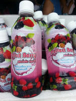 Berry fruit juice concentrate health juice from Thailand