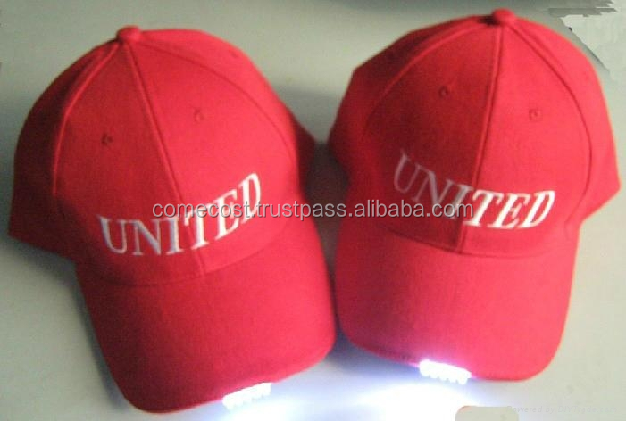 2016 Fashion Sample Free Hat Custom 6 Panel Cotton Promotional Baseball Cap