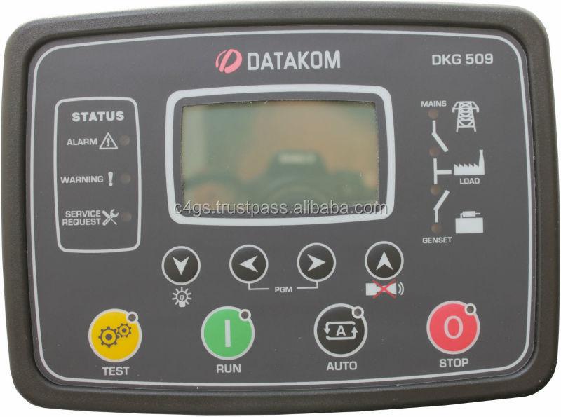 Datakom Dkg-509 Generator Start Automatic Mains Failure Control ...