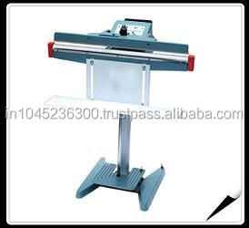 Solpack Simple Manual foot sealer /Foot pedal sealing machine