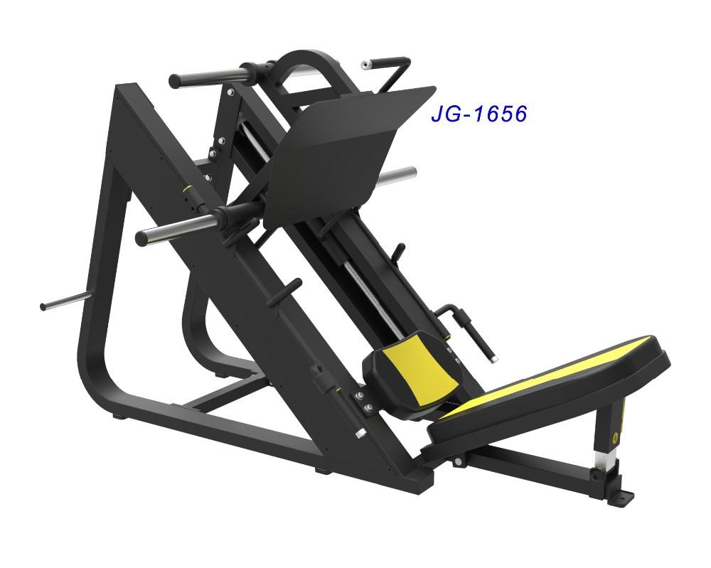 2017 Hot Sales Leg Exercise Equipment/ 45 Degree Leg Press Jg-1656 ...
