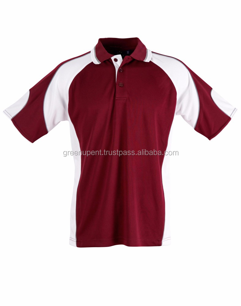 Latest Custom Yarn Dyeing Polo Collar and Cuff T-Shirts Fashion Choose Men Garment for Polo Shirt
