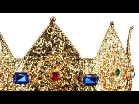 Princess Tiaras and Royal King Crowns