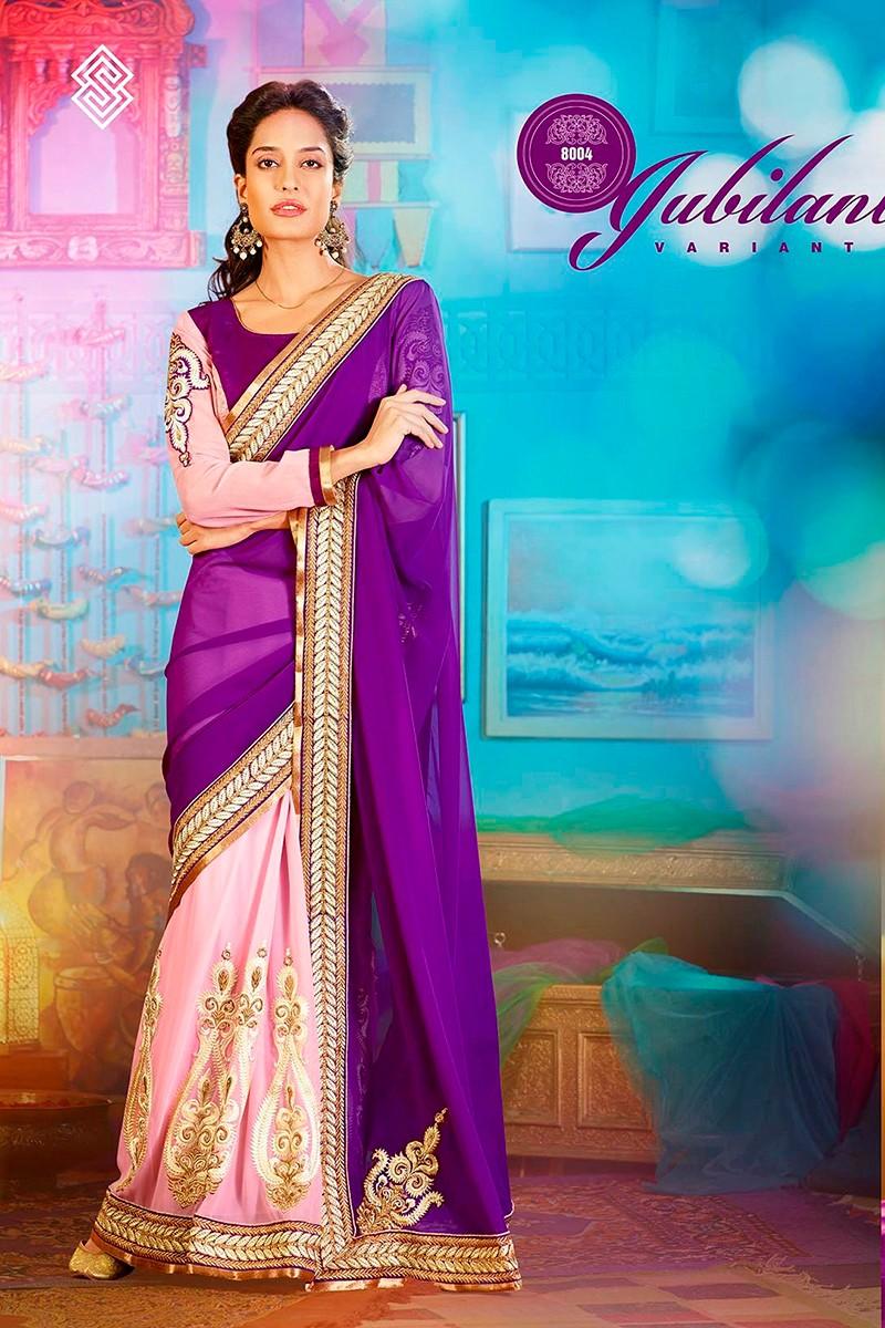 Surat Special Wedding Lehenga Saree Catalog Online,Indian Saree Sari ...