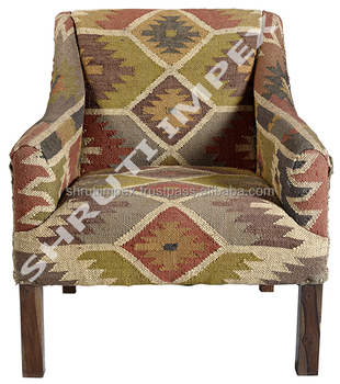 Awe Inspiring Traditional Handmade Wool Jute Upholstery Indian Sofa Arm Chair Buy Single Sofa Chair One Arm Chair Wool Jute Upholstery Arm Chair Product On Download Free Architecture Designs Scobabritishbridgeorg