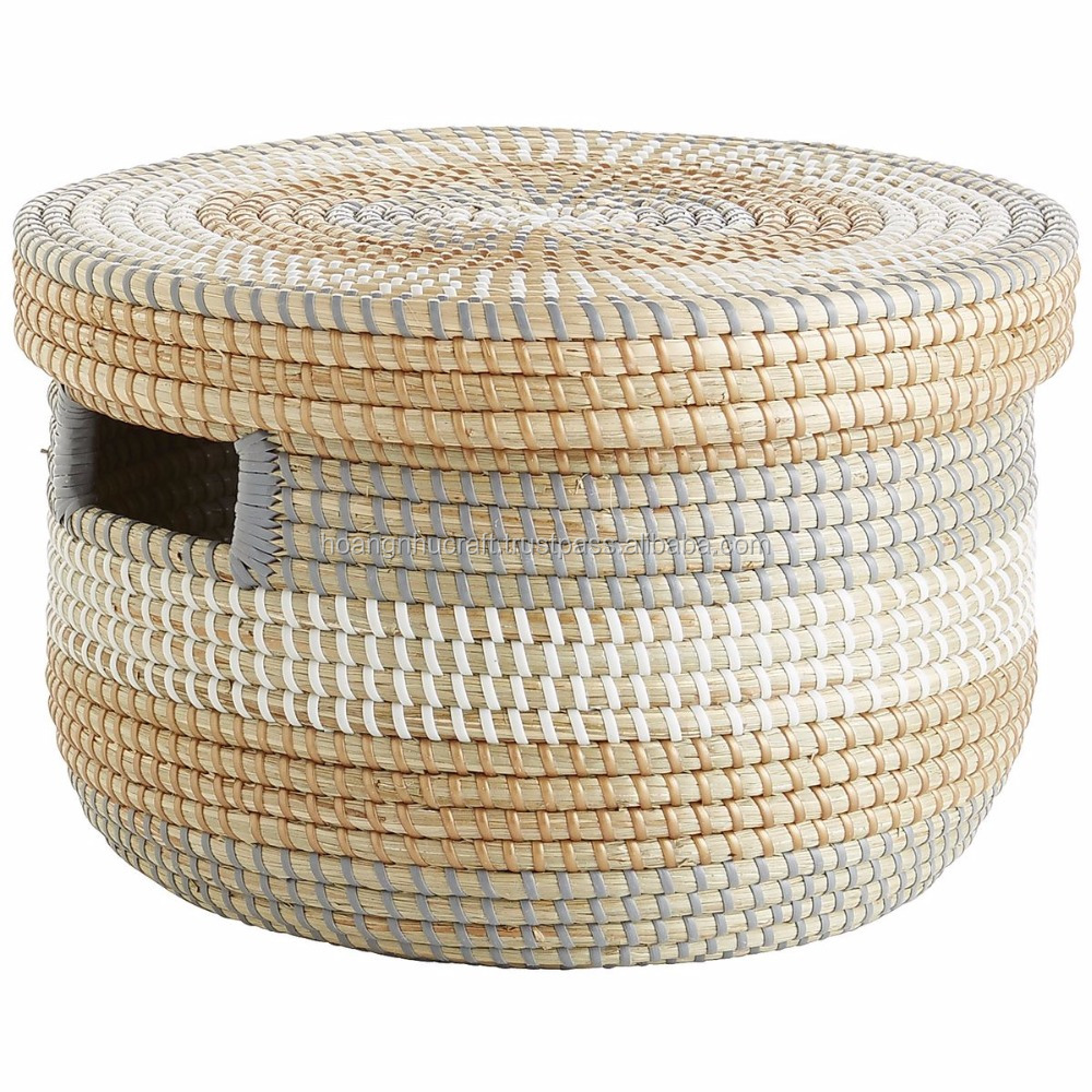 Folding Seagrass Basket, Folding Seagrass Basket Suppliers and ...