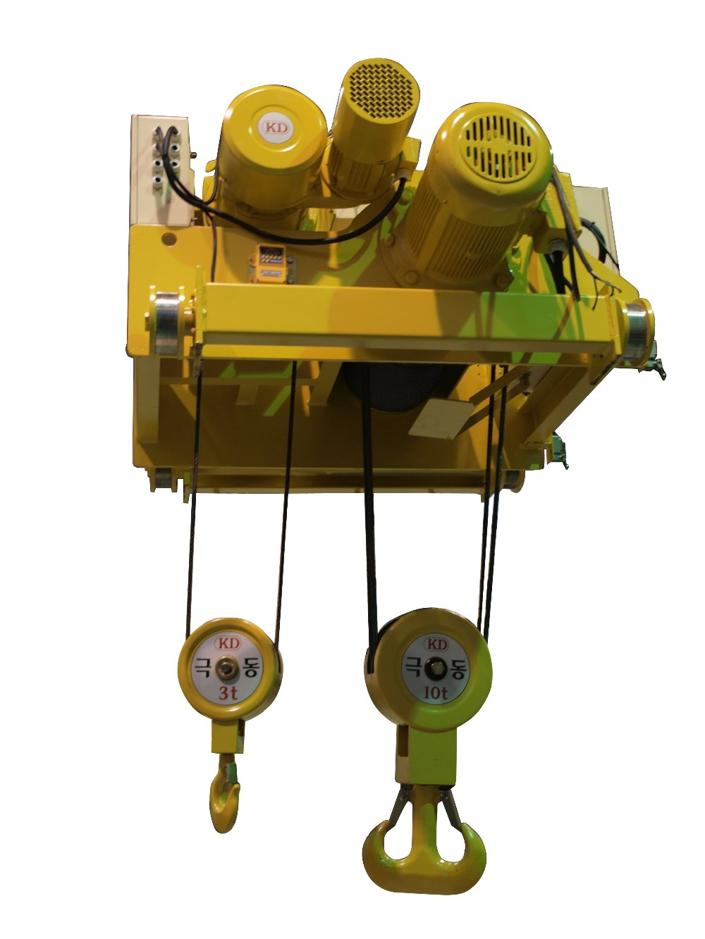 Electric Wire Rope Hoist With Motorized Trolley Buy