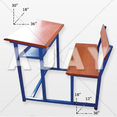School Bench/desk