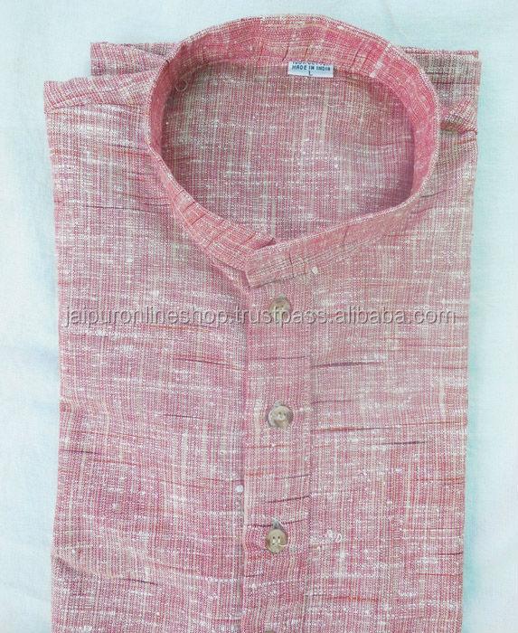 Indian Cotton Gents /ladies /unisex Cotton Kurtas 2014 - Buy Indian Long  Kurtas For Men,Authentic Supplier Of Mens Cotton Kurta,Rajasthani Long  Kurta