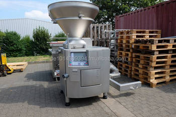 Handtmann Vf 616 + Plh 216,Sausage Hanging Line,Vacuum Filling  Machine,Vacuum Stuffer - Buy Sausage Line Product on Alibaba com