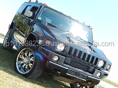 USED CARS - HUMMER H2 PICK UP (LHD 7065 GASOLINE)