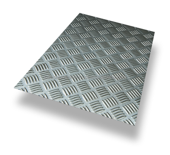Aluminium Plate 1050a H1050 5 Bar Tread Plate