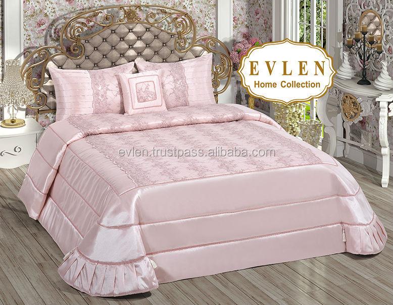 coucher du soleil couvre lit ensemble 4 pcs violet - Couvre Lit Violet