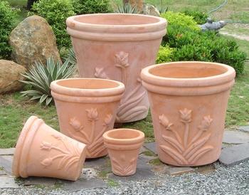 Tuin Potten Groothandel : Italiaanse terracotta potten groothandel buy huis en tuin