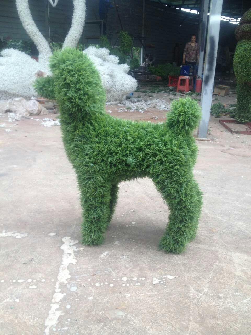 Sj Wholesale Fábrica Topiario Marcos De Alambre Topiary Artificial ...