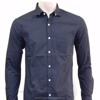 502faabe9f44 Wild Buck Men's Full Sleeve Slim Fit Cotton Shirts - Buy Slim Fit ...