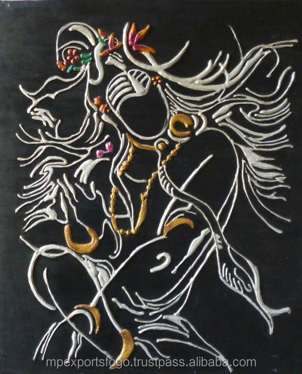 Lord Shiva Craft In Plaster Of Paris Suppliers