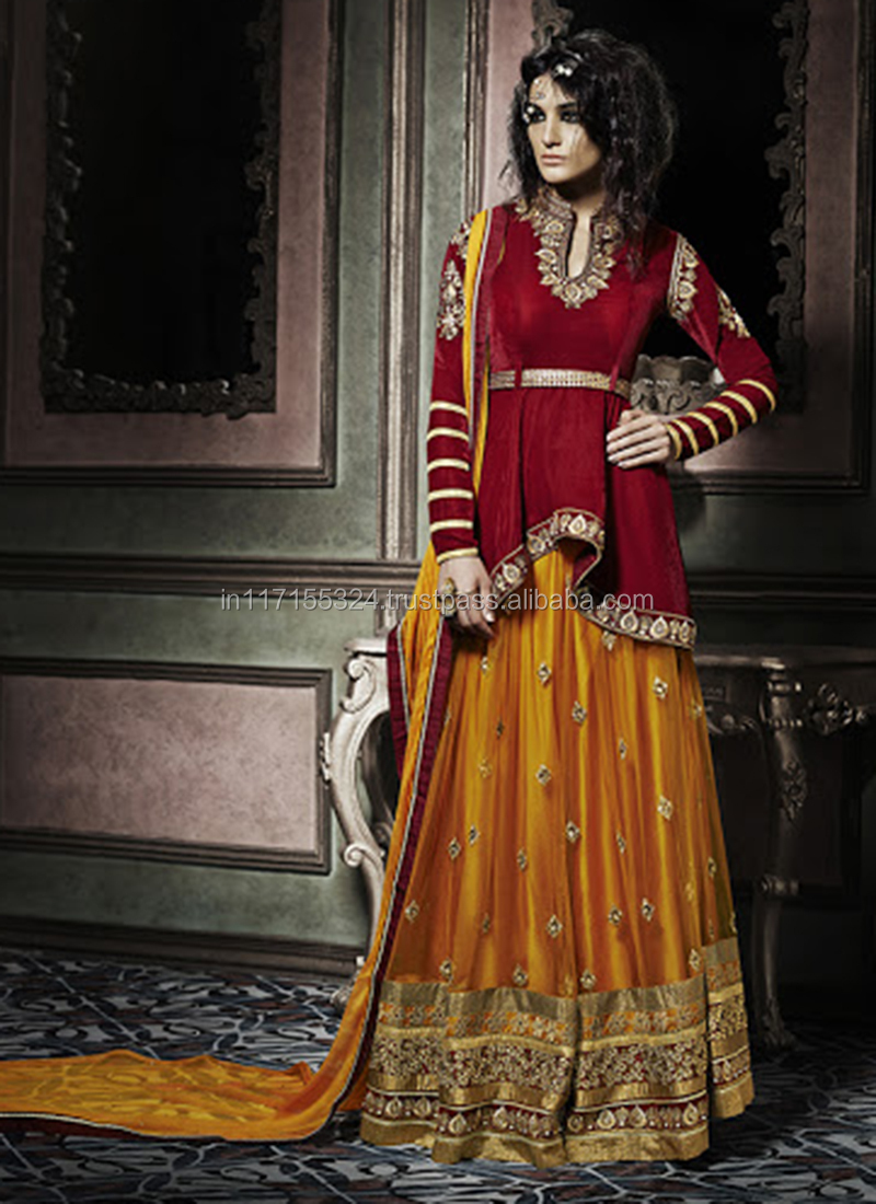 Wedding Bridal Salwar Kameezwedding Punjabi Suitindian Wear Kameez Online Shopping