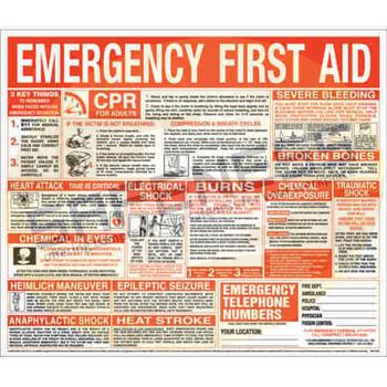 First Aid Chart Sql-sgn-sc-fac-002