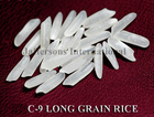 C-9 À GRAIN LONG RIZ BLANC