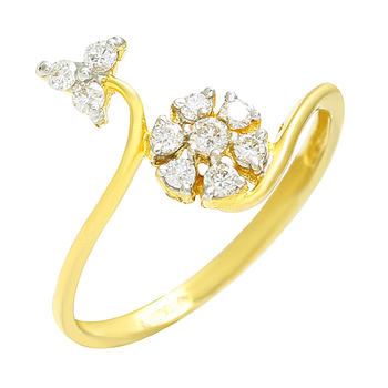 engagement gold collection rings pin stylish fashion girls